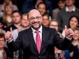 Will die Lohnungerechtigkeit abschaffen: Martin Schulz