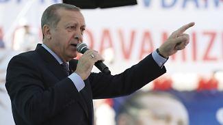 Interesse an EU-Beitritt verloren: Erdogan erwägt zweite Volksabstimmung