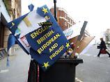 Stabilität der Finanzmärkte: Schäuble warnt vor Brexit-Turbulenzen