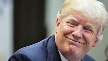 12.000 geknackt, Gap geschlossen: Dax schüttelt Trump-Sorgen ab