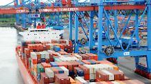 Einbruch bei UK-Exporten: Deutsche Exporteure spüren Brexit-Votum