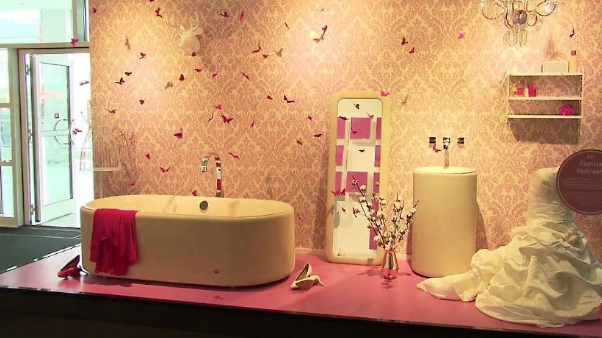 N tv ratgeber das sind die neuen badezimmer trends n for Badezimmer 80er jahre