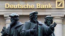 Buße für Zinsmanipulation in USA: Deutsche Bank muss 150 Millionen zahlen