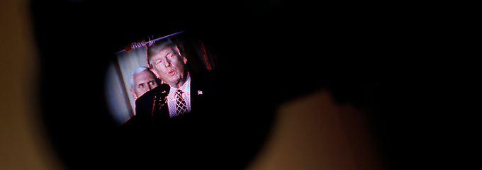 Trump stoppt den Klimaschutz: Groß-Inquisitor einer Idee ohne Zukunft