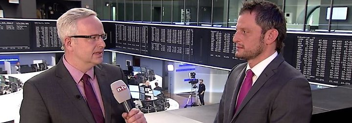 """Frank Meyer spricht mit Martin Utschneider: """"Ist Chartechnik nur Kaffeesatzleserei?"""""""