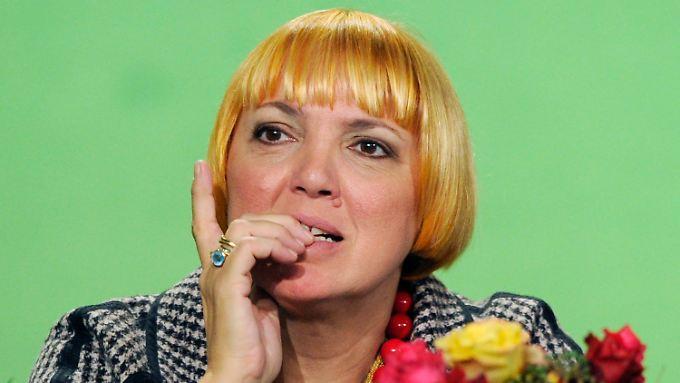 Schlappe für Claudia Roth: Grüne gegen Olympia-Bewerbung