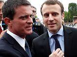 Frankreichs Sozialisten in Krise: Valls läuft ins Macron-Lager über