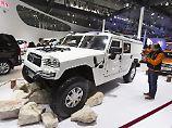 """Von Qualität und Quantität: """"China ist automobile Supermacht"""""""