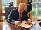 Bundesrichter verlängert Stopp: Trumps Einreiseverbot bleibt außer Kraft
