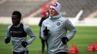 Ehrgeiziger Weltmeister in den USA: Bastian Schweinsteiger brennt für Chicago Fire