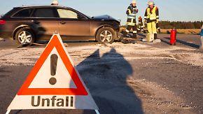 Geschäft mit provozierten Verkehrsunfällen: Betrüger ergaunern Versicherungsgelder