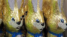 Frage & Antwort, Nr. 477: Wird aus Schoko-Weihnachtsmann ein Hase?