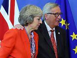 18 Monate Marathon-Gespräche: DiesePersonen verhandeln den Brexit