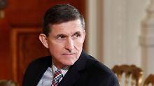 Kontakte nach Moskau: Flynn bietet Aussage gegen Immunität