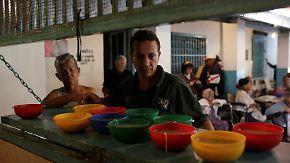 Keine Medikamente, kein Essen: Wirtschaftskrise in Venezuela wird lebensbedrohlich