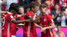 26. Spieltag im Überblick: RB beendet Ergebnis-Krise, Bremen kantert