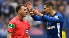 Elfer-Aufregung in Nachspielzeit: Schalke jubelt und hadert gegen den BVB