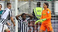 Siebtes Spiel ohne Sieg: Sensationeller Sommer entnervt Frankfurt