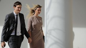 Reiche US-Regierung: Weißes Haus enthüllt Vermögen von Ivanka Trump