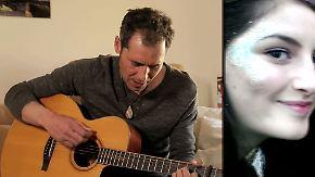 Joseph Zawadzki veröffentlicht ein emotionales Lied für seine verschwundene Tochter Malina Klaar.