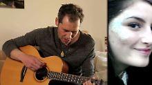 Video mit Suchaufruf: Vater singt für vermisste Tochter Malina