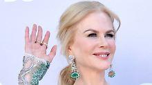 """Eine Welt des """"Wir"""": Nicole Kidmans Traumkörper mit 49"""