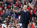 """""""Ich weiß nicht, wie lange ich noch hier bin"""": Arsène Wenger."""