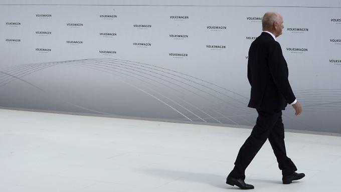 Verkauf von Anteilen: Piëch besiegelt seinen Rückzug bei Volkswagen