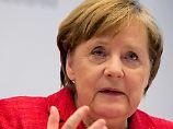 Stern-RTL-Wahltrend: SPD verliert, Merkel gewinnt