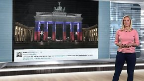 n-tv Netzreporterin: Dunkles Brandenburger Tor beschäftigt Internetnutzer