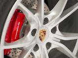 Porsche verzeichnet ein kräftiges Absatzplus.