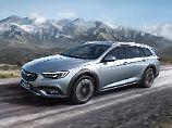 Zwei Zentimeter höher und an den entscheidenden Stellen verplankt, zeigt sich der Opel Insignia Country Tourer als Kombi fürs Grobe.