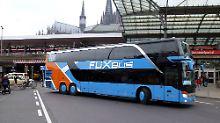 Preiserhöhung für Tickets?: Flixbus will 40 Millionen Fahrgäste knacken