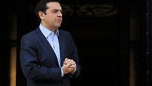 """""""Die griechische Wirtschaft ist davor, die Krise hinter sich zu lassen."""""""