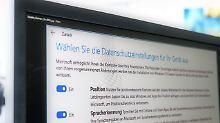 Welche Daten sammelt Windows 10?: Microsoft lässt die Hosen runter