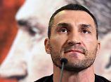 Kompromissloser Egoist auf Zeit: Klitschko will sein angekratzes Ego heilen