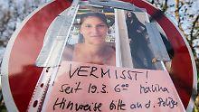 Vermutlich vermisste Malina K.: Polizei entdeckt Leiche an Donauufer