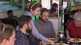 Folgen des Brexit: London fürchtet um seine kulinarische Vielfalt