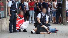 Freundin aus Eifersucht getötet: Lebenslange Haft für Dönermesser-Attacke