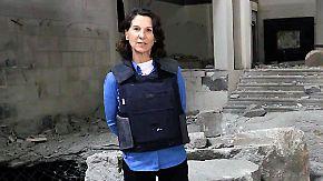 Antonia Rados vor Ort im Irak: IS gibt Mossul nicht auf