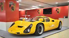 Mehr als 300 km/h schnell: Kreisel elektrifiziert den Porsche 910