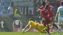 2. Bundesliga im Überblick: Lautern verlässt den Relegationsrang