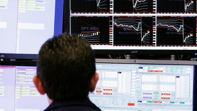 """""""Die Niedrigzinspolitik verzerrt die Entwicklung am Anleihen- und Aktienmarkt"""": Das vergangene Jahr war für Hedgefonds schwierig."""