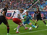 Schwede spielt mit Trauerflor: Forsberg siegt mit RB Leipzig und trauert