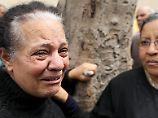 Attentäter töten Dutzende Kopten: Ägypten kündigt Ausnahmezustand an