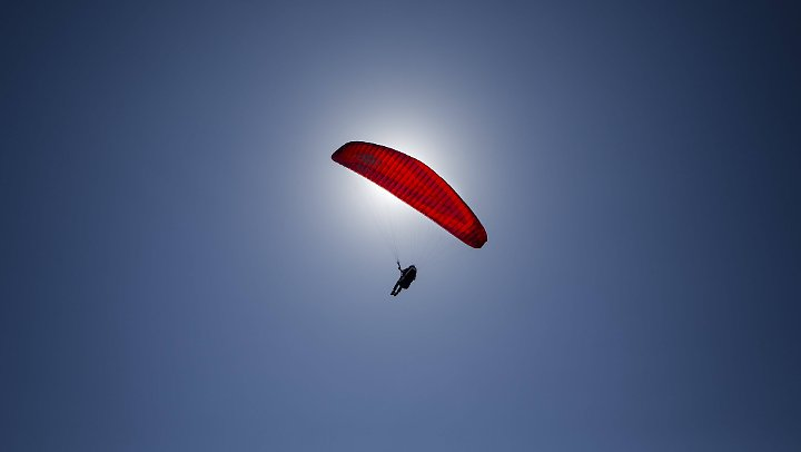 Paragliding ist kein Hobby ohne Risiko.