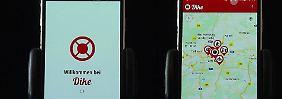 """n-tv Ratgeber: Sicherheits-App """"Dike"""" unter der Lupe"""
