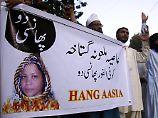 Person der Woche: Asia Bibi: Christen werden systematisch massakriert