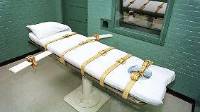 Bericht von Amnesty International: Zahl der Hinrichtungen sinkt weltweit