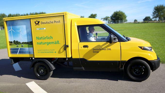 Video: Deutsche Post erweitert den Bau ihrer Elektrofahrzeuge